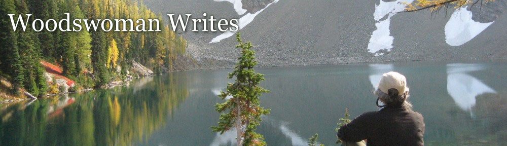 Woodswoman Writes
