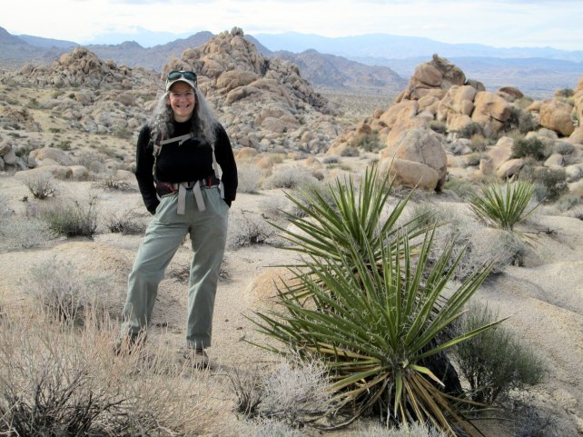 Beverly in Joshua Tree 2-2014