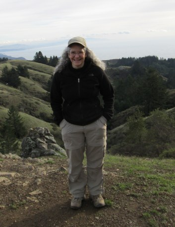 Beverly at Mt. Tam 1-2015