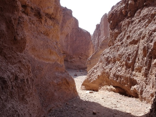 Natural Bridge Canyon Death Valley 2-2016 smaller