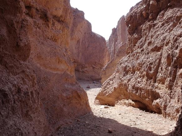 Natural Bridge Canyon Death Valley 2-2016 smaller