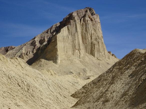 Zabriskie Point from Golden Canyon Death Valley 2-2016 smaller